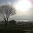 85_城山観光ホテルから望む桜島