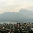 86_城山観光ホテルから望む桜島