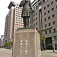 90_川路利良の像