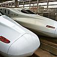 93_九州新幹線と鹿児島中央駅
