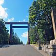 09_靖国神社_参道2