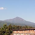 2015年5月22日 日新館から磐梯山