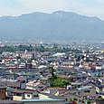 2015年5月22日 飯盛山 白虎隊自刃の場から鶴ヶ城