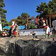 2016年11月4日 松本城「真田丸の人形」