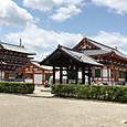 09_薬師寺_大講堂と金堂