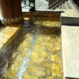 下呂温泉の足湯その1