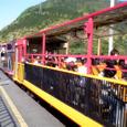 京都 トロッコ列車